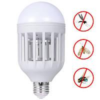 Светодиодная лампочка от комаров Zapp Light, фото 1