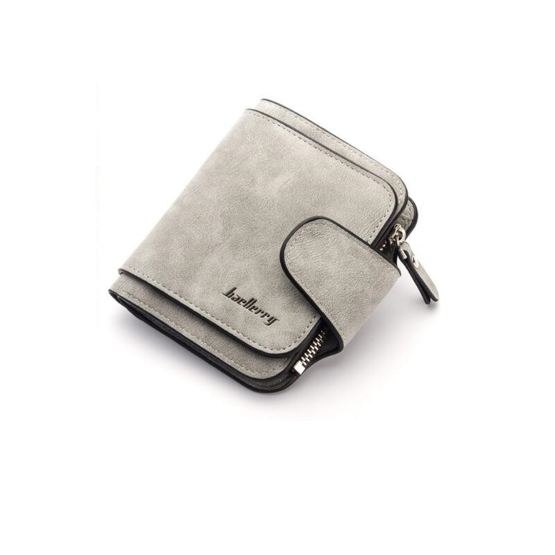 Женский кошелек Baellerry Forever Mini N2346 Grey, серый