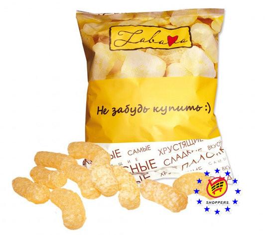 """Белорусские кукурузные палочки воздушные """"забава"""" 160 г"""