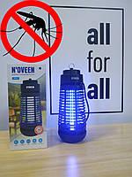 Уничтожитель насекомых  Noveen IKN 6  ( Уничтожитель комаров и мух, москитная лампа ловушка ), фото 1