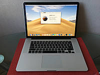 "MacBook Retina 15,4"" Mid 2014 16Gb 256Gb GT750M I7-4980HQ Магазин, фото 1"