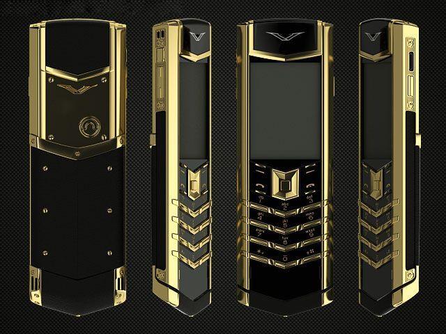 Vertex S9 signature gold