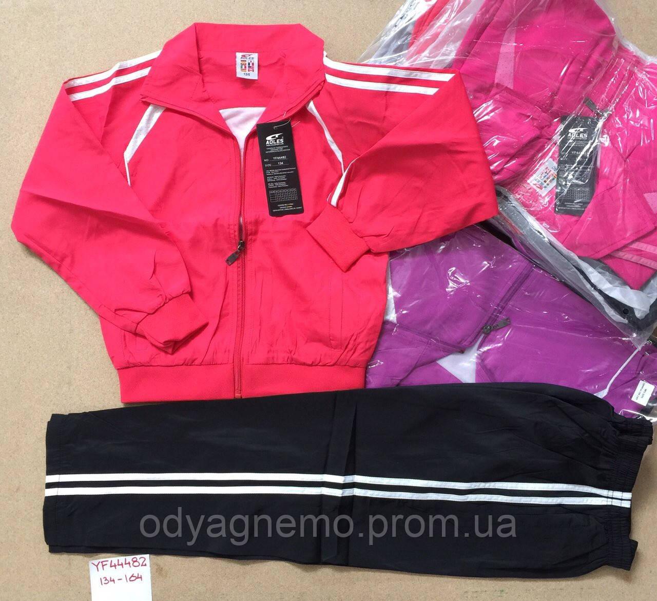 Спортивный костюм - двойка для девочек Aoles оптом, 134-164 pp.