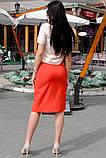 Модная женская юбка для офиса 42-60р, фото 3