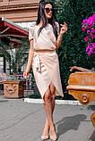 Модная женская юбка для офиса 42-60р, фото 6