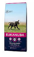 Сухий корм для собак EUKANUBA Puppy large 15 кг