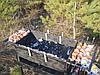 Шашлычница ПП-1 (стационарные кронштейны) - Фото