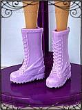 Обувь для кукол Барби - сапоги, фото 2