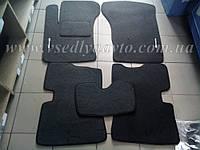 Ворсовые коврики в салон HYUNDAI Getz с 2002 г. (Серые)