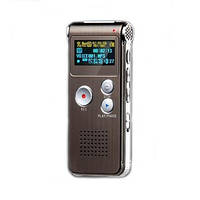 Профессиональный цифровой диктофон 2 Gb с MP3 плеером (модель VR-0028)