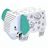Слон музыкальная 3D раскраска игрушка DIY Doodle