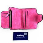 Женский кошелек Baellerry Forever N2346 MALINA, Mini Клатч розовый, фото 4