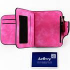 Женский кошелек Baellerry Forever N2346 MALINA, Mini Клатч розовый, фото 5