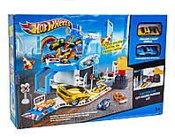 Городской гараж Hot Wheels HW-105 c 2-мя машинками, фото 1