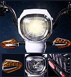 Трехколесный  скутер для инвалидов Бычок, фото 5