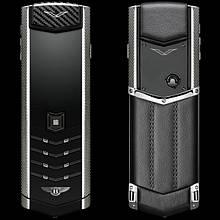 Мобильный телефон Vertex S9 signature bentley black