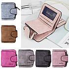 Женский кошелек Baellerry N2346 pink, Mini Клатч розовый, фото 2