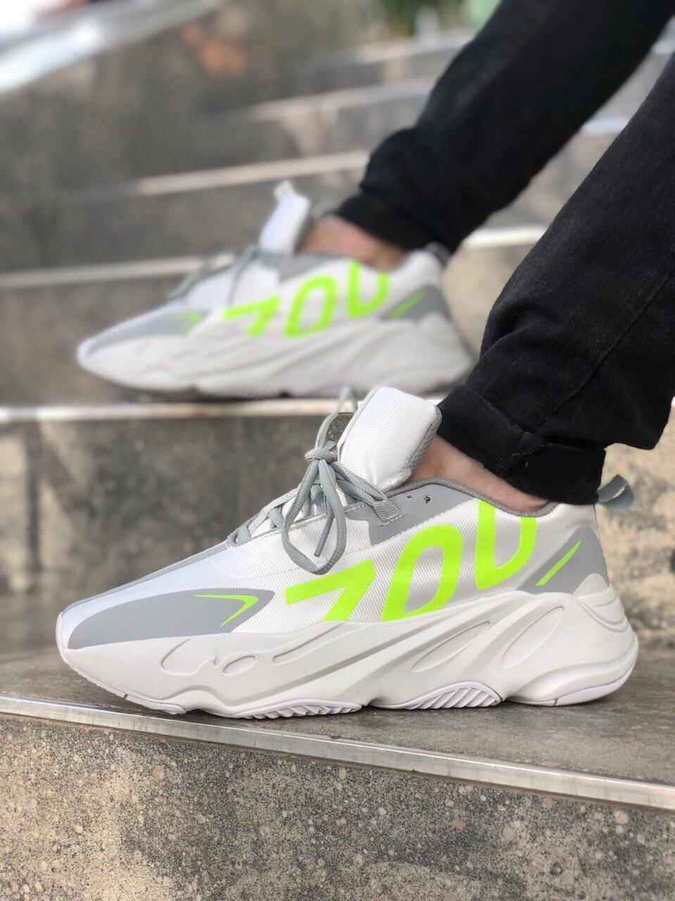 Мужские кроссовки adidas yeezy 700(Адидас Изи 700)