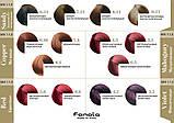 4.2 - Коричневый фиолетовый Безаммиачная крем-краска для волос Fanola Oro Therapy Color Keratin , фото 7