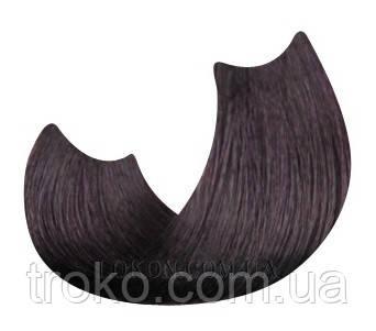 4.2 - Коричневый фиолетовый Безаммиачная крем-краска для волос Fanola Oro Therapy Color Keratin