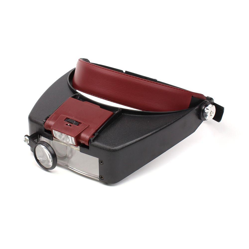 Лупа бінокулярна Magnifier 81007-A використовується для роботи з дрібними об'єктами