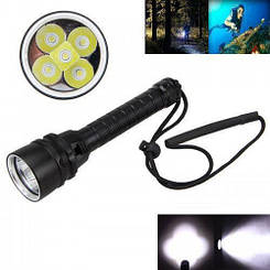 Ліхтарик для підводного полювання з надійним діодом Т6