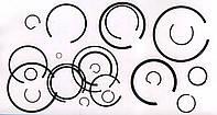 Кольцо стопорное МТЗ            2С 42