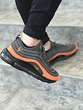 Мужские кроссовки Nike Air Max 97 (Найк Аир Макс 97), фото 2
