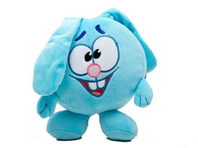 Мягкая игрушка Смешарики кролик Крош