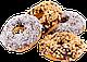 Силиконовая форма для выпечки Пончиков и Донатсов на 6 ячеек  9 см 2,5 см, фото 2