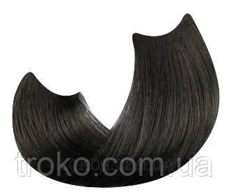 5.1 - Светло-коричневый пепельный Безаммиачная крем-краска для волос Fanola Oro Therapy Color Keratin