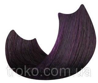 5.2 - Светло-коричневый фиолетовый Безаммиачная крем-краска для волос Fanola Oro Therapy Color Keratin