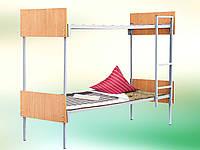 Кровати металлические одно- и двух ярусные, фото 1