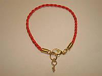 Браслет Красная нить Каббала «Ключ желания»