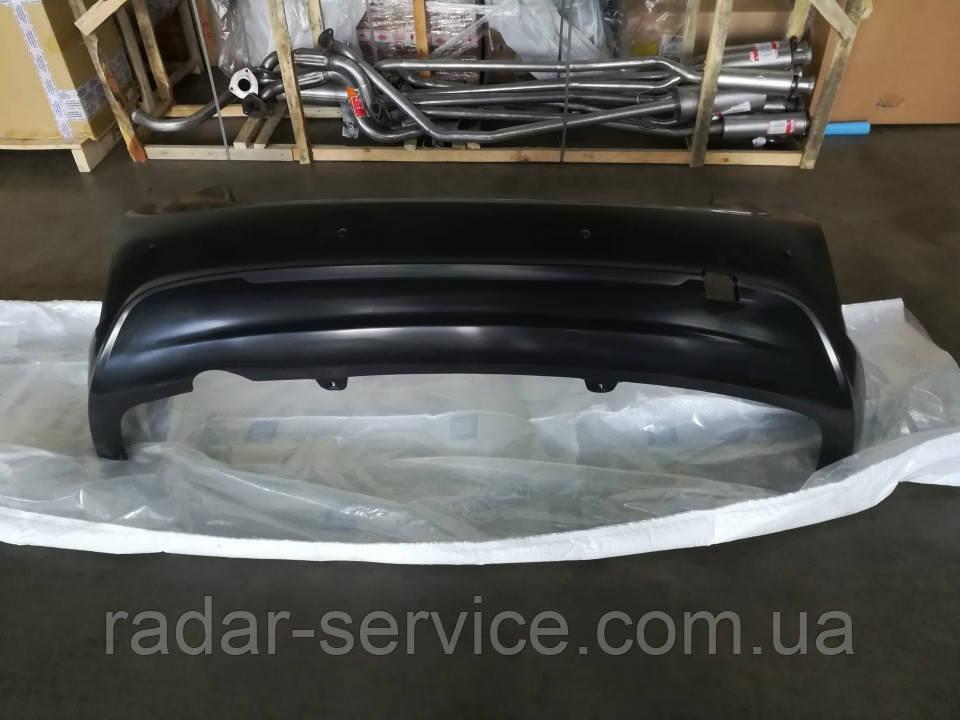 Бампер задний Круз седан FL 2013-, Cruze FL J300, 95415816