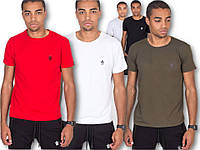 Повседневная мужская футболка