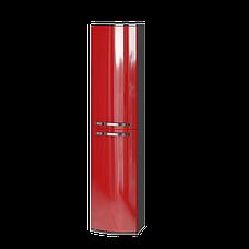 Пенал для ванной комнаты BOTTICELLI Vanessa VnР-190-red  , фото 3