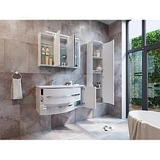 Пенал для ванной комнаты BOTTICELLI Vanessa VnР-190-red  , фото 2