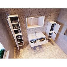 Зеркало для ванной комнаты BOTTICELLI Torino TrM-100-white, фото 3
