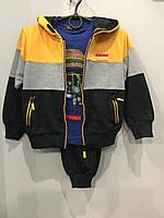 Спортивный костюм на мальчика 98 см, фото 1