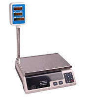 ACS-15A Весы электронные торговые 15 кг (со стойкой)