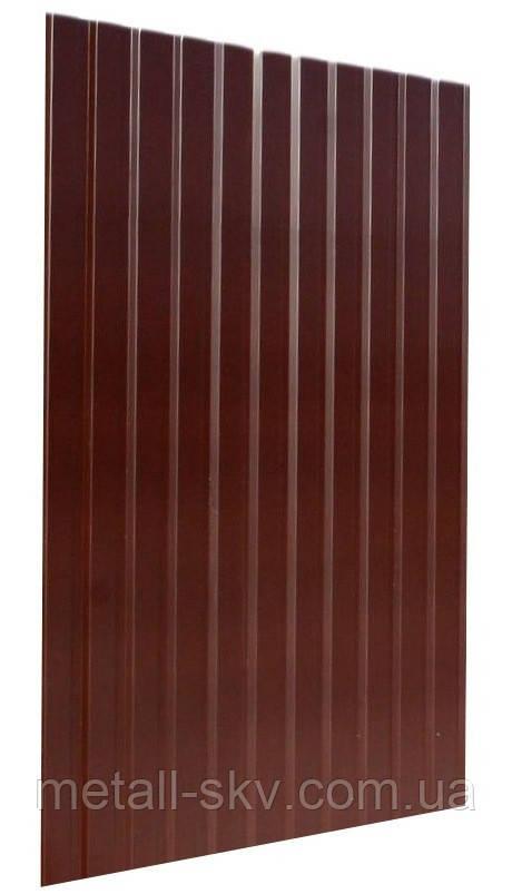 Профнастил кольоровий-ПС - 10 .045мм