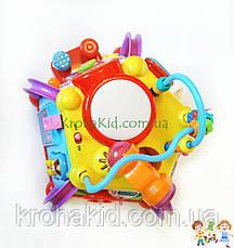 Детская Игра развивающая Мультибокс 806 Hola / игровой центр Хола - 15 функций (806), фото 2