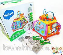Детская Игра развивающая Мультибокс 806 Hola / игровой центр Хола - 15 функций (806)