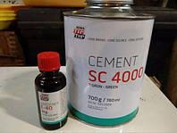 Клей TIP TOP Cement SC 4000, зелёный, Германия