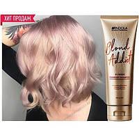 Оттеночный шампунь для теплых блондов Indola  Blond Addict Instacool Shampoo 250 мл