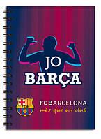 Блокнот «Barcelona», формат А-6, 80 листов