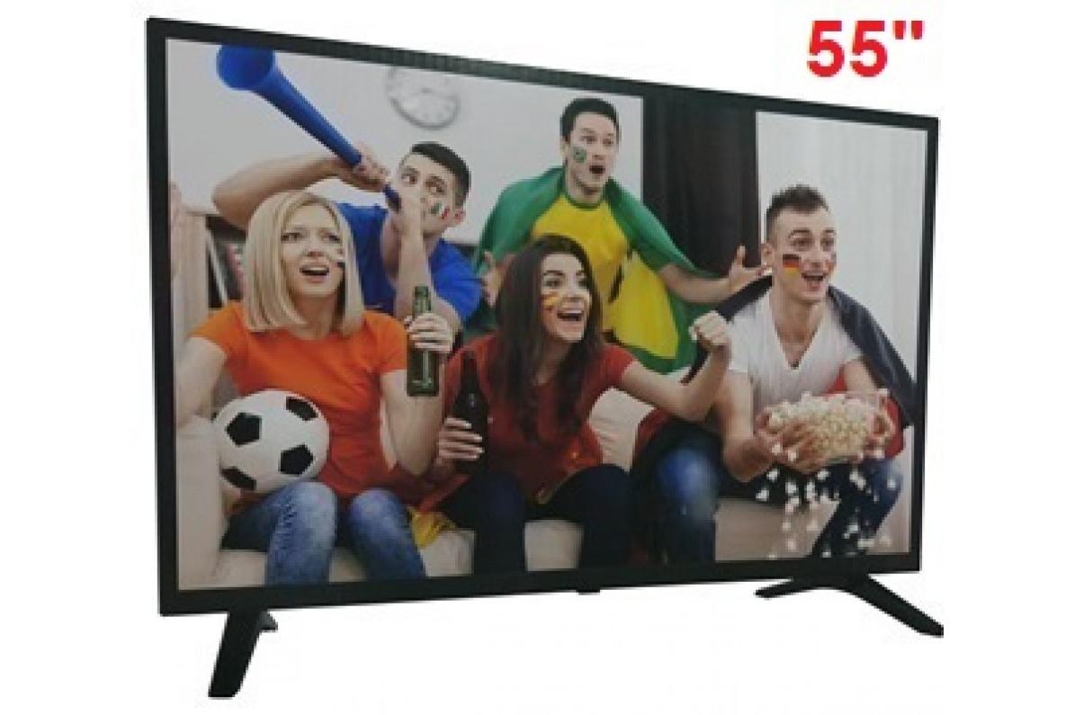 Телевизор COMER 55″ 4K Smart E55DМ1200