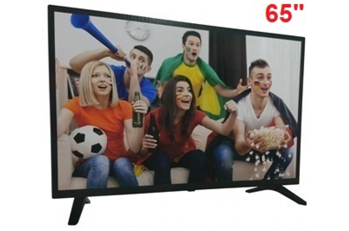 Телевизор COMER 65″ 4K Smart E65EK1100