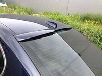Бленда накладка спойлер заднего стекла тюнинг BMW E60 стиль Schnitzer (PUR)